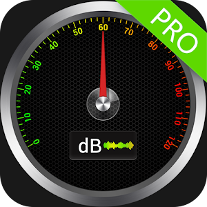 Sound Meter: decibel meter Pro APK Cracked Download