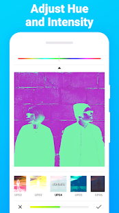 Ultrapop Pro: Color Filters for Pop Art Edits Screenshot