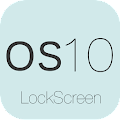 OS 10 LockScreen APK for Bluestacks