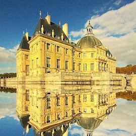 Chateau de Vaux Le Vicomte 1 by Gérard CHATENET - Buildings & Architecture Public & Historical