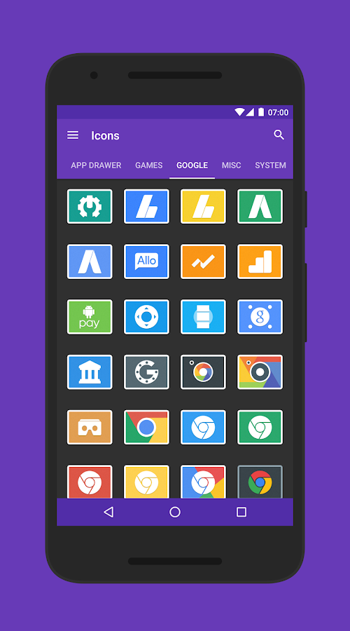 Lai - Icon Pack Screenshot 4
