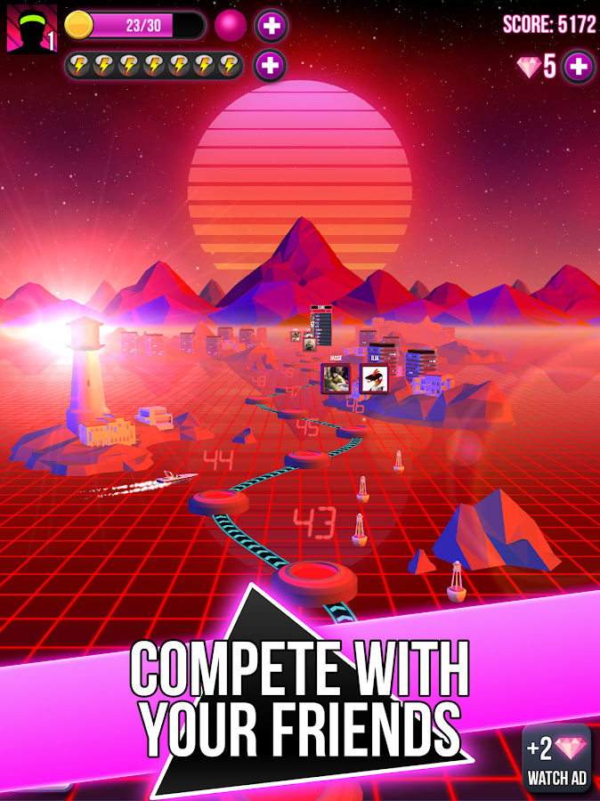 Retro Shot Pinball Puzzle Game Screenshot 7