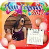 Calendar Photo Frames 2017 HD