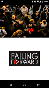 Failing Forward - screenshot