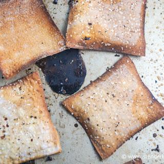 Baked Wonton Chips Recipes