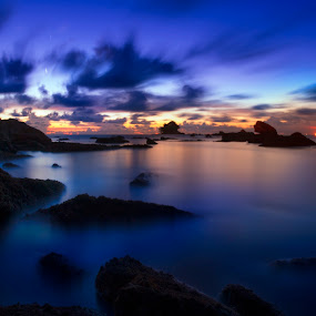 by Mohamad Sa'at Haji Mokim - Landscapes Waterscapes