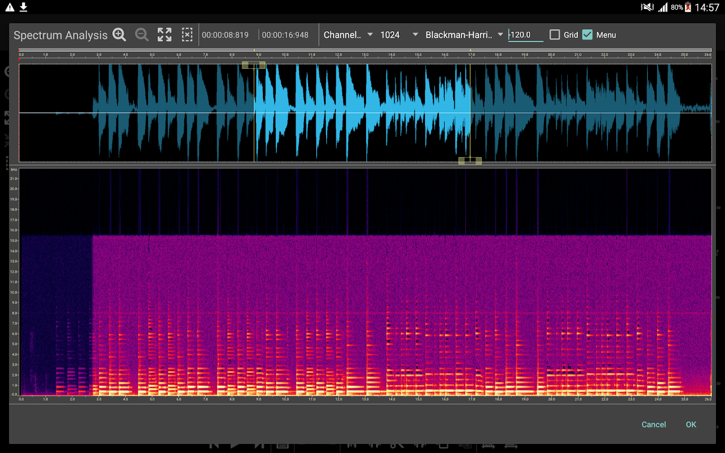 Doninn Audio Editor Screenshot 9