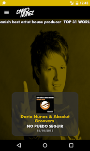 Dario Nuñez Dj - screenshot
