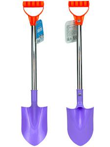 """Набор серии """"Зимние забавы"""", лопатка штыковая M, фиолетовый"""