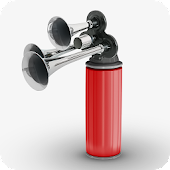 Air Horn Siren Simulator