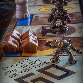 Pass Grrrglllrrgllrrgllll! by Duncan Rea - Artistic Objects Toys ( monopoly, wow, board game, world of warcraft, game, warcraft, murloc,  )