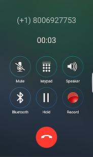 WePhone - free phone calls- screenshot thumbnail