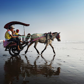 ngulon by Indra Prihantoro - Transportation Other ( transportation )