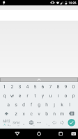 Screenshot of Wnn Keyboard Lab