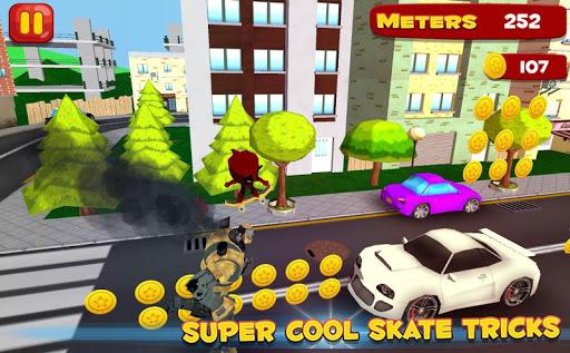 Skater Boy Epic Heroes screenshot 2