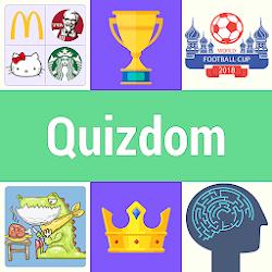 Quizdom  Trivia more than logo quiz!