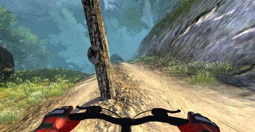 MTB DownHill: Multiplayer screenshot 12
