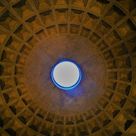 Pantheon by Rebecca Pollard - Abstract Patterns