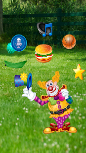 Talking Clown Deluxe - screenshot