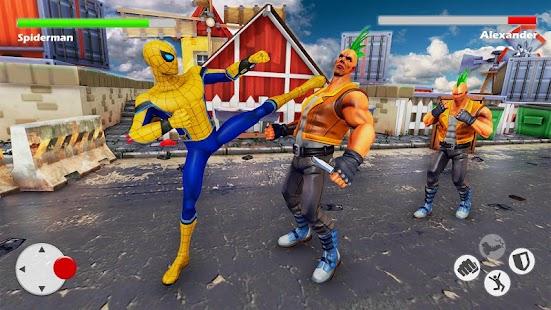 Superheroes Street Fighting Infinity War EndGame for pc