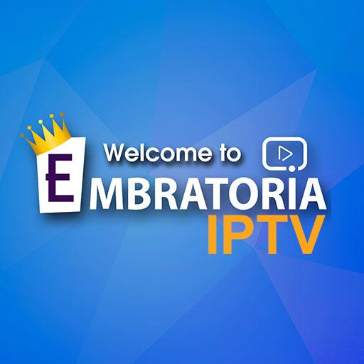 Embratoria IPTV screenshot 2