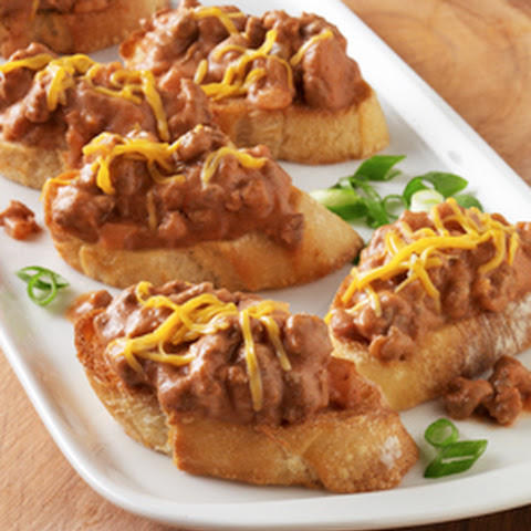 Creamy Sloppy Joe Bites