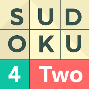 Sudoku 4Two Multiplayer Icon