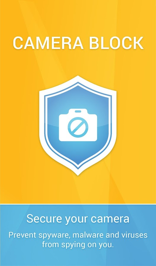 Camera Block - Anti spy-malware Screenshot 7