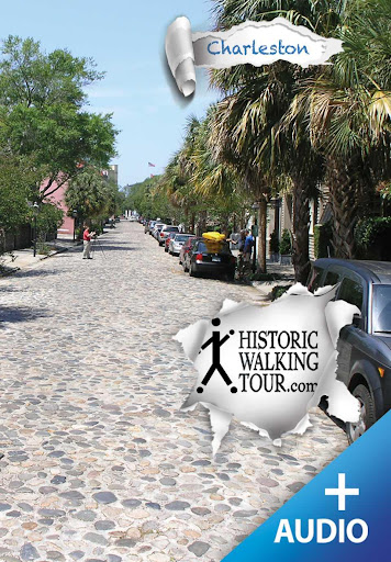 Historic Walking Tour - CHS - screenshot