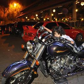 by Ya Ser Lubis - Transportation Motorcycles