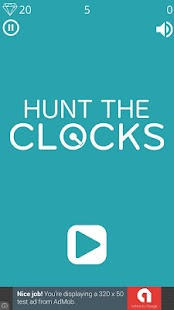 Hunt The Clocks - screenshot