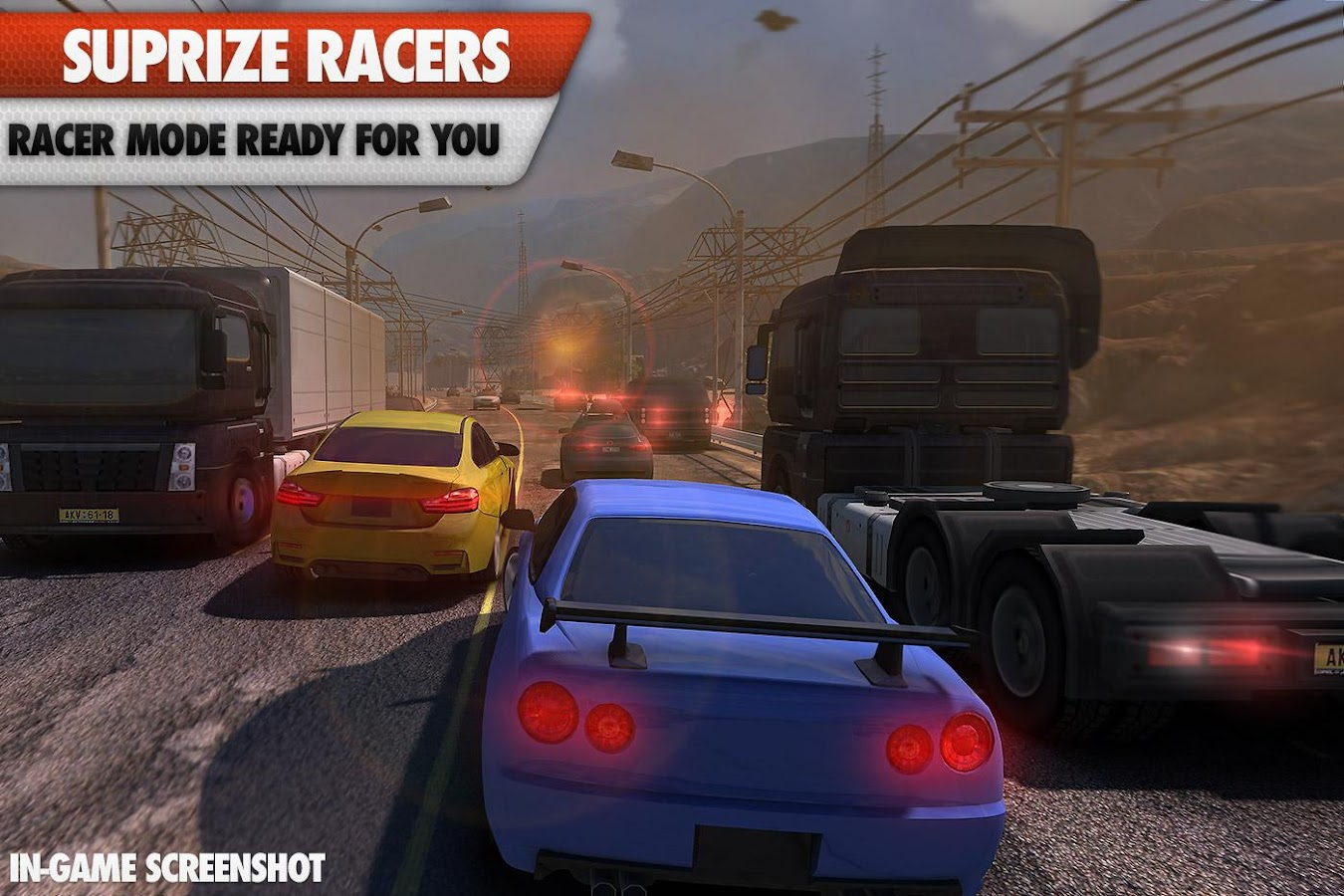 Racing Horizon :Unlimited Race Screenshot 3
