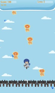 Chibi Jump - screenshot