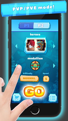 Groovy Air Hockey - screenshot