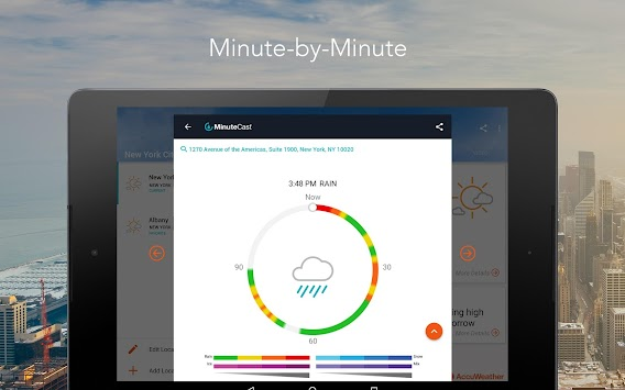 AccuWeather Platinum APK screenshot thumbnail 11
