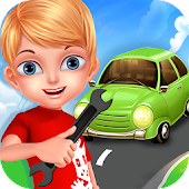 Garage Mechanic Repair Cars APK for Bluestacks