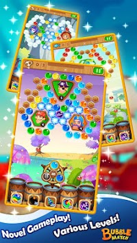 Bubble Match:  Bubble Shooter APK screenshot thumbnail 4