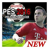 Download  Guide : PES 16  Apk
