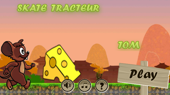 Skate Tracteur Tom - screenshot