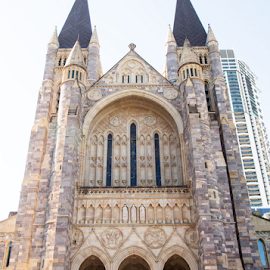 Church by Jo Soule - Buildings & Architecture Places of Worship ( faith, churches, churches of brisbane,  )