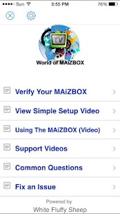 World Of MAiZ BOX - screenshot
