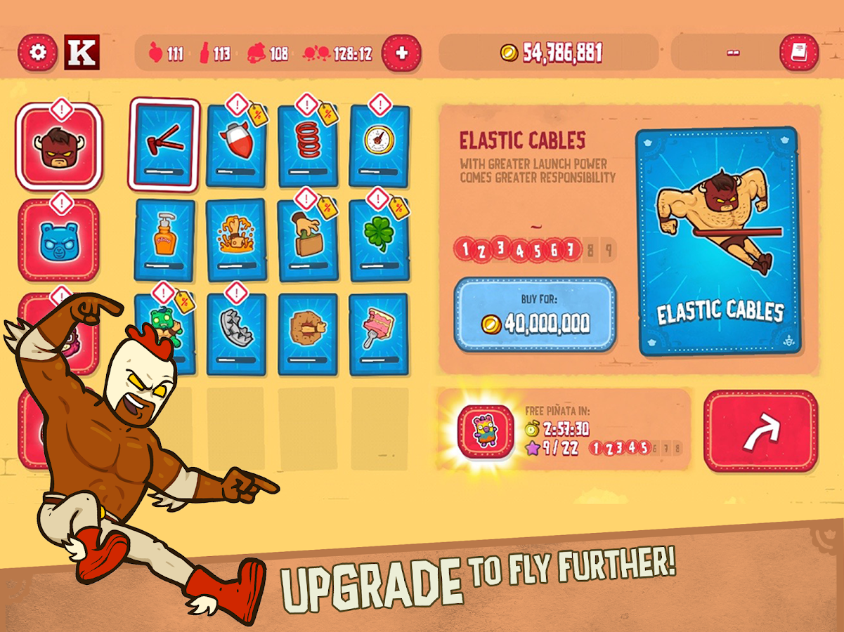 Burrito Bison: Launcha Libre Screenshot 12