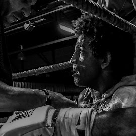 Ready to win by Francky Audouard - Sports & Fitness Boxing (  )
