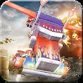 Flying Truck & Tank Air Attack APK for Bluestacks