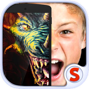 Face Scanner: Dragon Snake