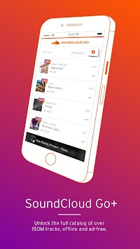 SoundCloud - Muzică și Audio APK screenshot thumbnail 4
