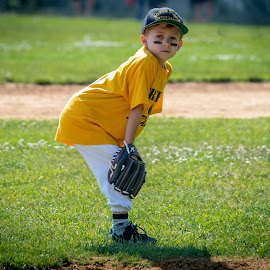 How many Outs? by Frank DeChirico - Sports & Fitness Baseball