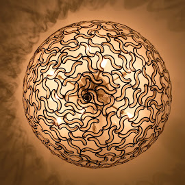 Art light by Beh Heng Long - Abstract Patterns ( lamp )