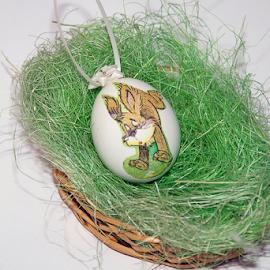 nice easter egg by LADOCKi Elvira - Public Holidays Easter ( easter, easter eggs )