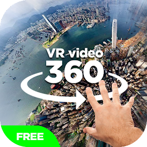 VR video 360 for Android